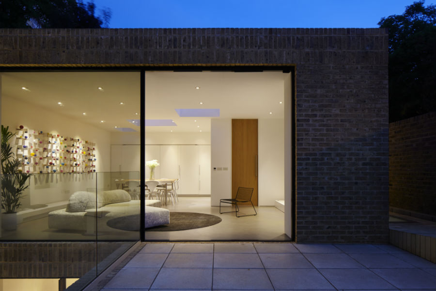 New Build house in Stockwell